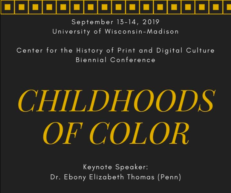 Childhoods of Color Poster